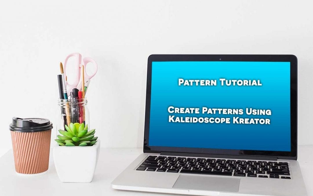 Create Patterns Using Kaleidoscope Kreator